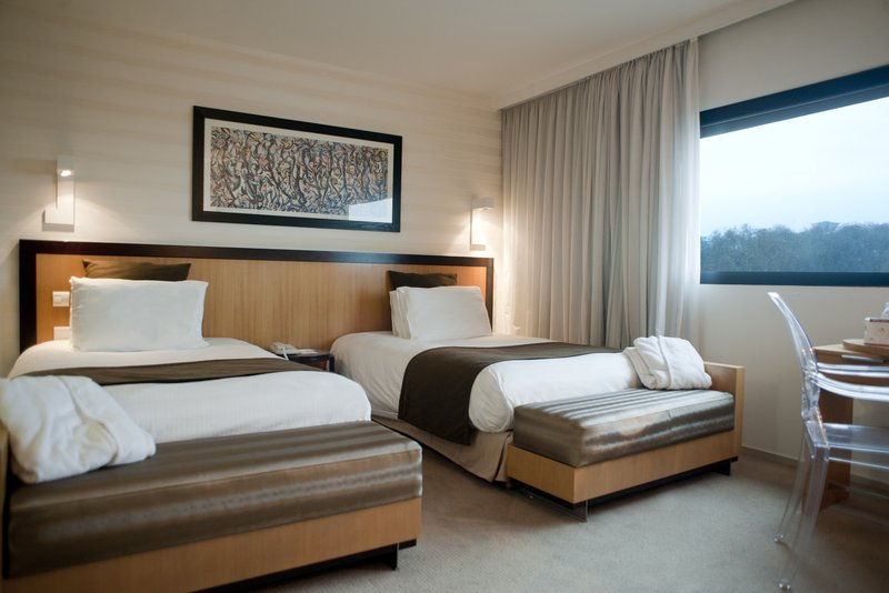 Crowne Plaza Lille - Euralille-Twin Guest Room<br/>Image from Leonardo