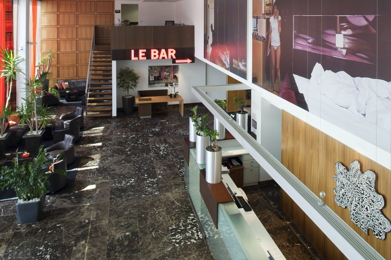 Crowne Plaza Lille - Euralille-Enjoy our high volumes<br/>Image from Leonardo