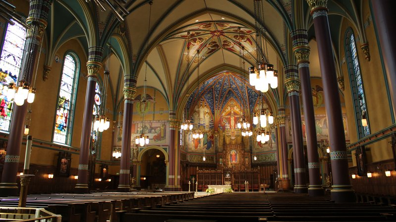 Holiday Inn Express & Suites Salt Lake City - Airport East-Cathedral of Madeleine<br/>Image from Leonardo