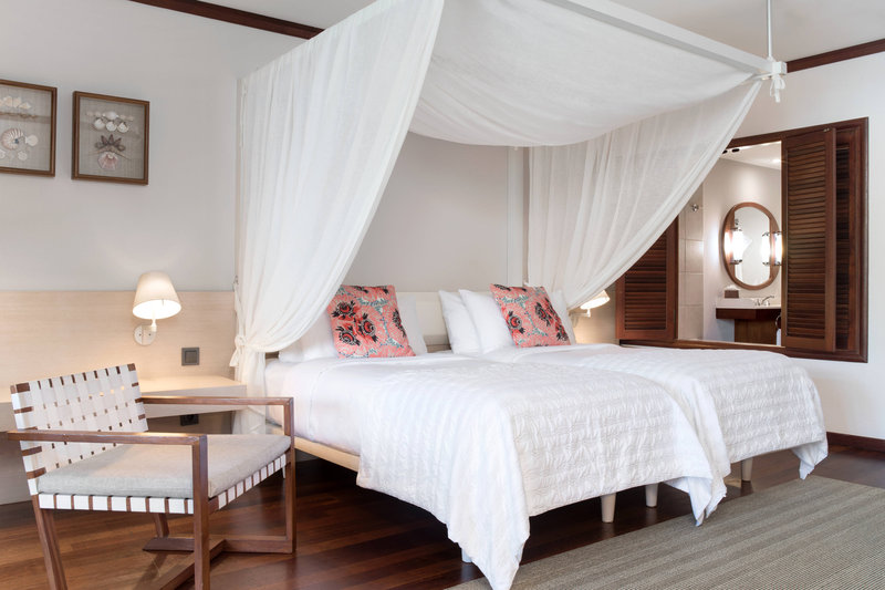 Le Meridien Ile Des Pins-Twin/Twin Deluxe Guest Room<br/>Image from Leonardo