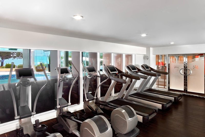 Le Meridien Beach Plaza-Fitness with a View<br/>Image from Leonardo