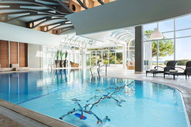 Le Meridien Beach Plaza-Indoor Pool<br/>Image from Leonardo