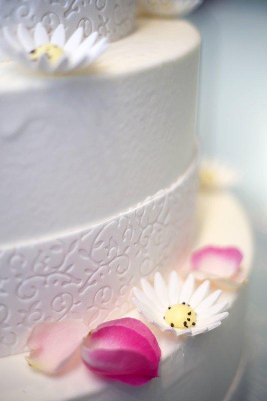 Le Meridien Beach Plaza-Wedding Cake<br/>Image from Leonardo