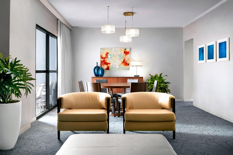 Walt Disney World Swan - Grand Suite - Parlor <br/>Image from Leonardo
