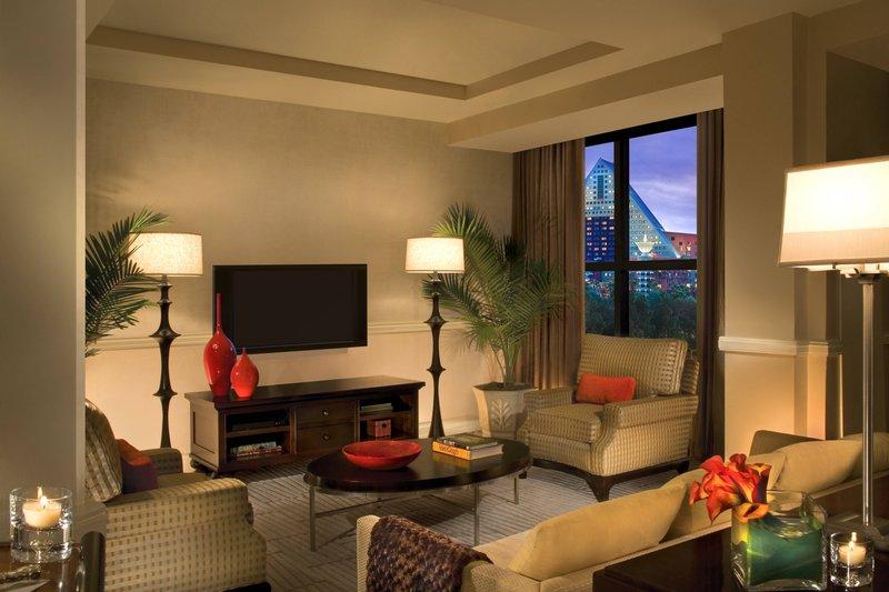 Walt Disney World Swan - Presidential Suite <br/>Image from Leonardo