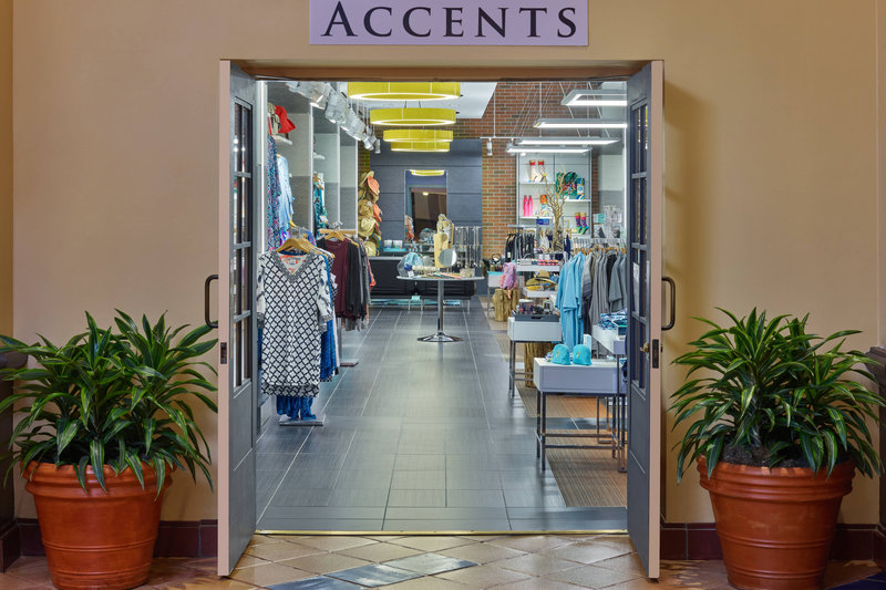 Walt Disney World Swan - Accents Retail Store <br/>Image from Leonardo