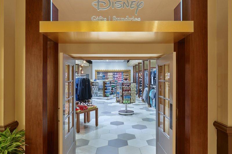 Walt Disney World Swan - Disney Retail Store <br/>Image from Leonardo
