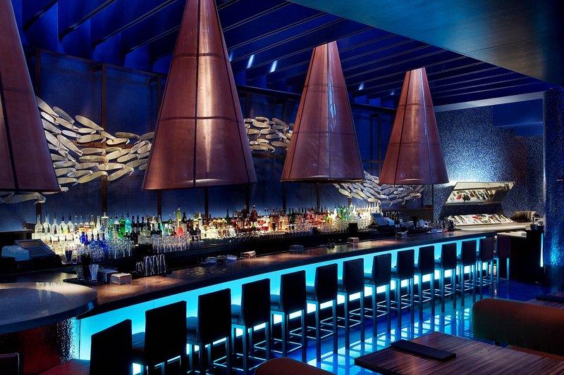Walt Disney World Swan - Todd English's bluezoo Lounge <br/>Image from Leonardo