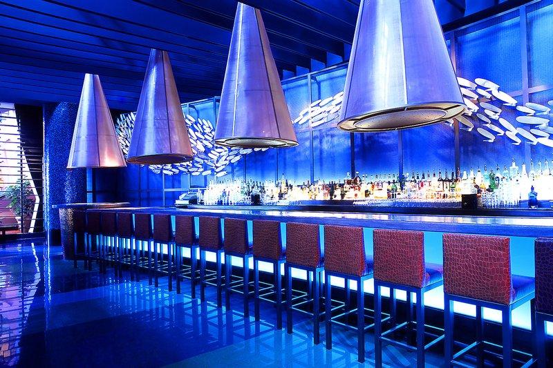 Walt Disney World Swan - Todd English Bluezoo Lounge <br/>Image from Leonardo