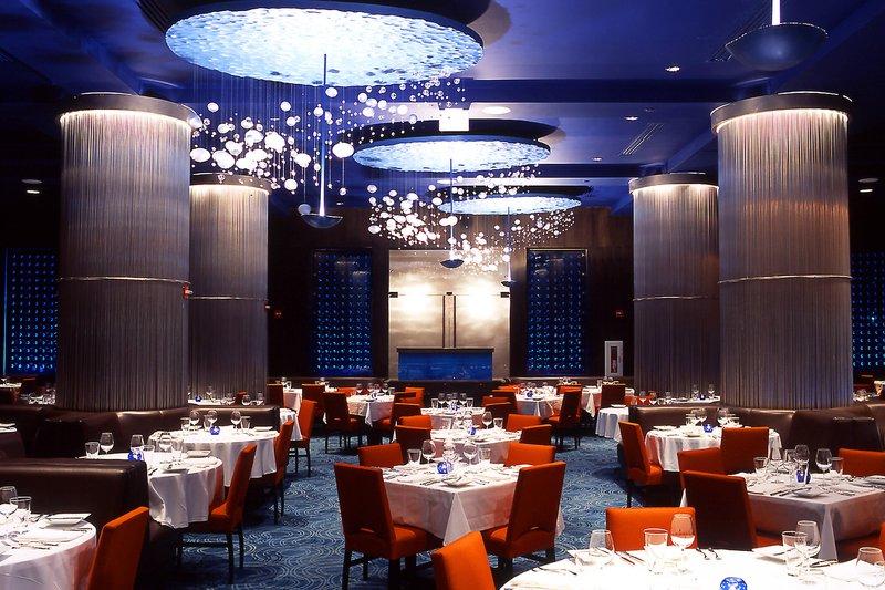Walt Disney World Swan - Todd English's bluezoo Restaurant <br/>Image from Leonardo