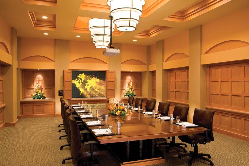 Walt Disney World Swan - Australia Boardroom <br/>Image from Leonardo