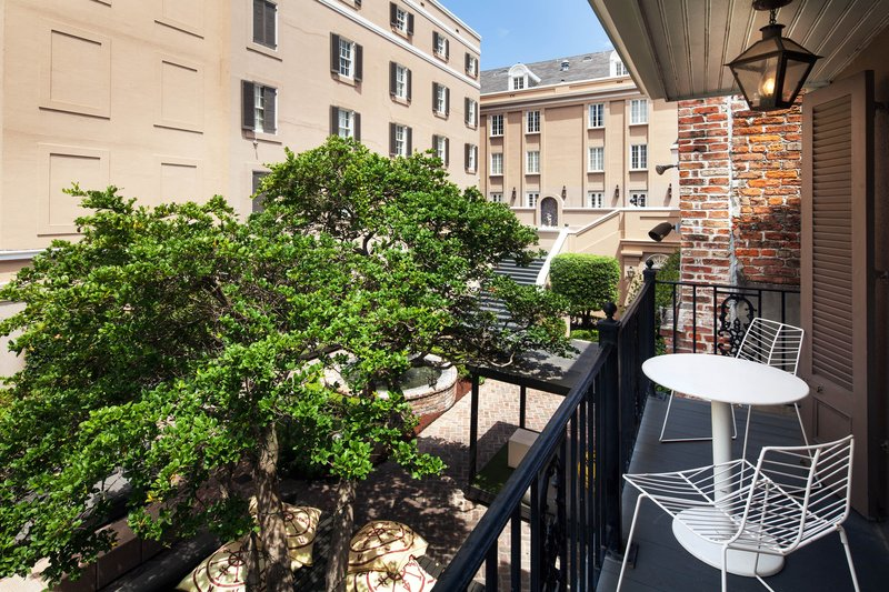 W New Orleans - French Quarter - Balcony View Guest Room <br/>Image from Leonardo