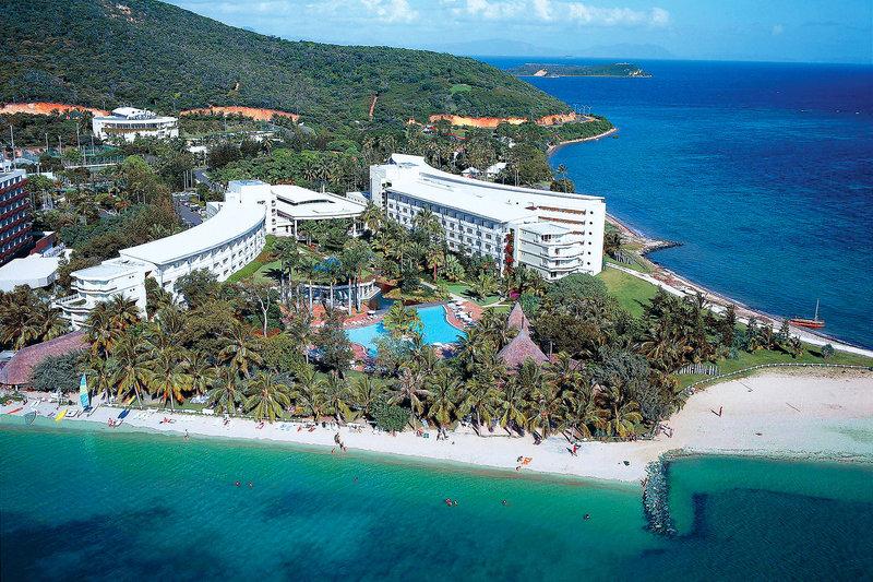Le Meridien Noumea Resort & Spa-Aerial View<br/>Image from Leonardo