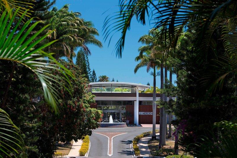 Le Meridien Noumea Resort & Spa-Entrance<br/>Image from Leonardo