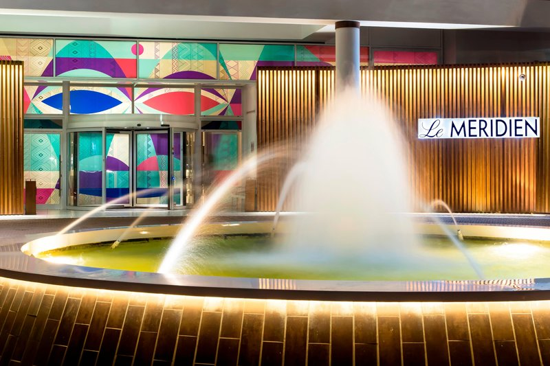 Le Meridien Noumea Resort & Spa-Fountain<br/>Image from Leonardo
