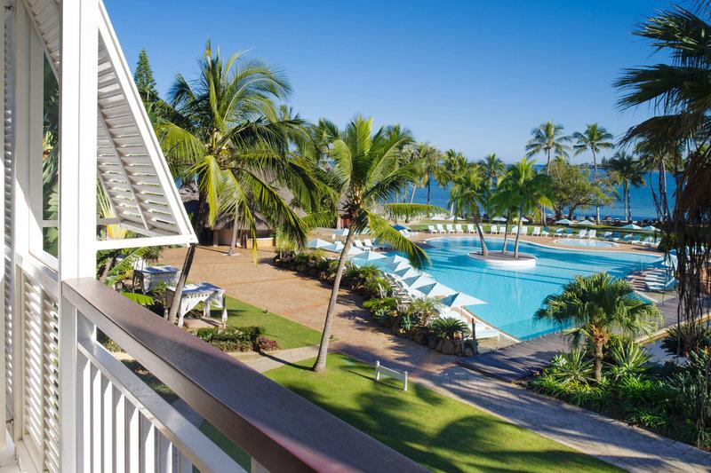 Le Meridien Noumea Resort & Spa-Garden and Sea View Pool Side<br/>Image from Leonardo