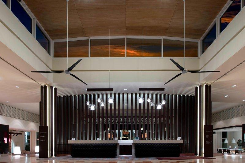 Le Meridien Noumea Resort & Spa-Lobby<br/>Image from Leonardo