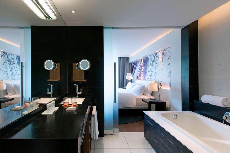 Le Meridien Noumea Resort & Spa-Guest Bathroom<br/>Image from Leonardo