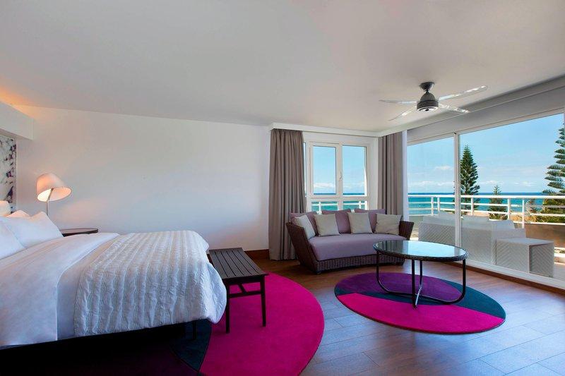 Le Meridien Noumea Resort & Spa-Diplomatic Suite - Bedroom<br/>Image from Leonardo