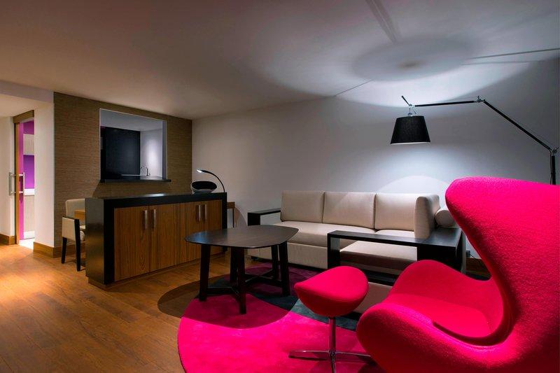 Le Meridien Noumea Resort & Spa-Voyageur Suite - Lounge<br/>Image from Leonardo