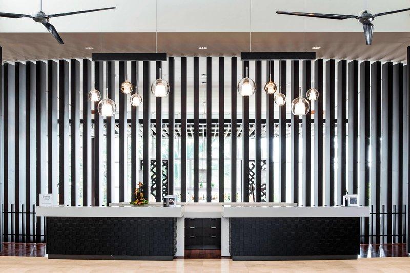 Le Meridien Noumea Resort & Spa-Front Desk<br/>Image from Leonardo