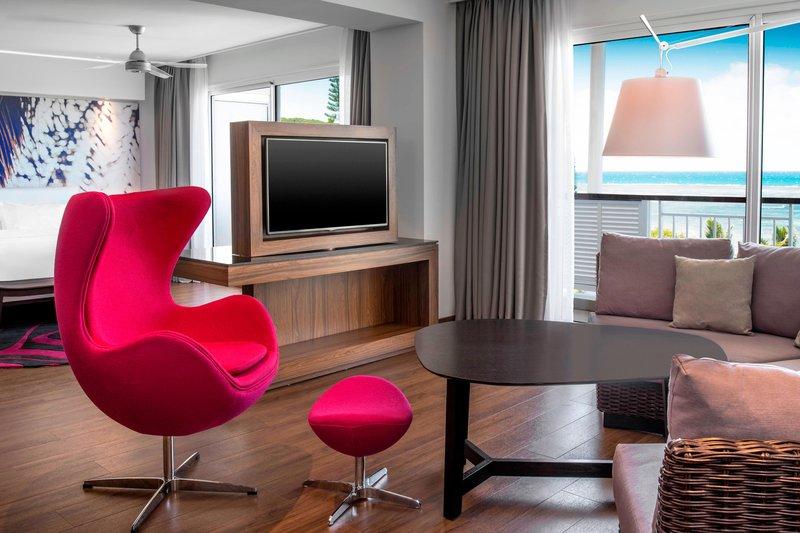 Le Meridien Noumea Resort & Spa-Resort Suite<br/>Image from Leonardo