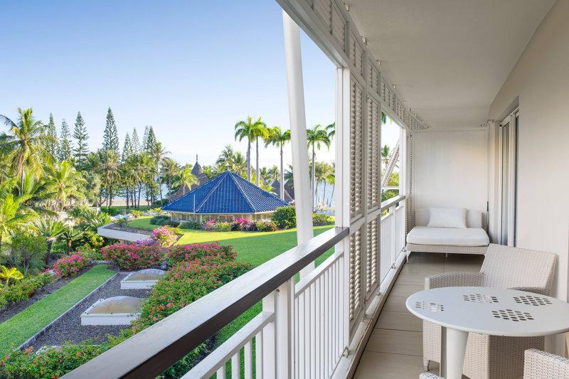 Le Meridien Noumea Resort & Spa-Large Balcony<br/>Image from Leonardo
