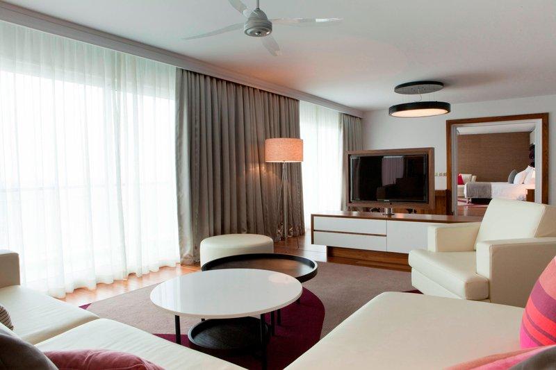 Le Meridien Noumea Resort & Spa-Presidential Suite Lounge<br/>Image from Leonardo
