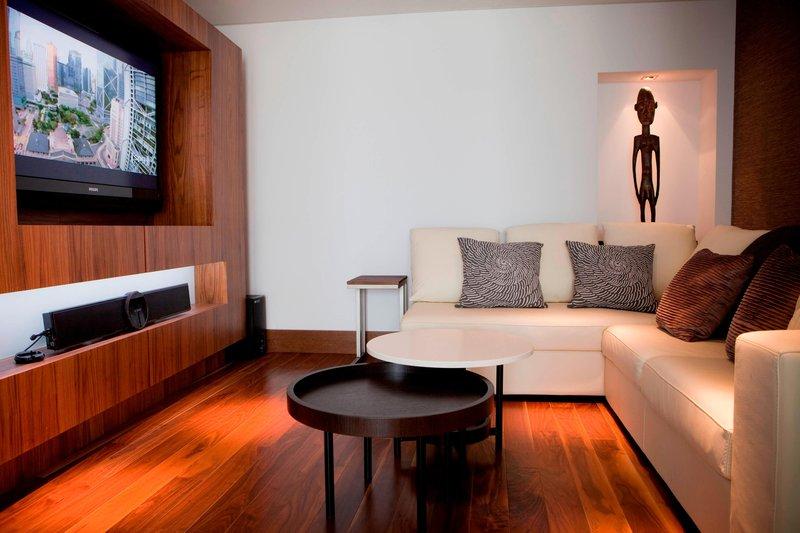 Le Meridien Noumea Resort & Spa-Presidential Suite Media Room<br/>Image from Leonardo