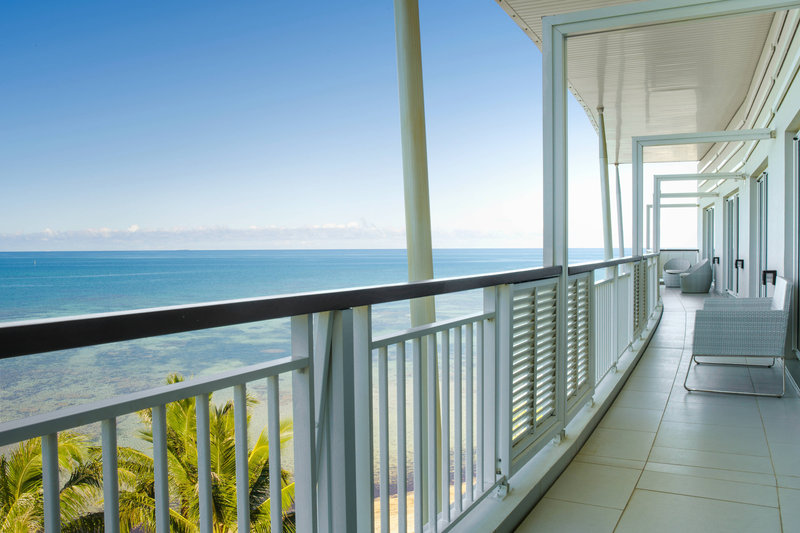 Le Meridien Noumea Resort & Spa-Presidential Suite - Large Balcony and Ocean View<br/>Image from Leonardo