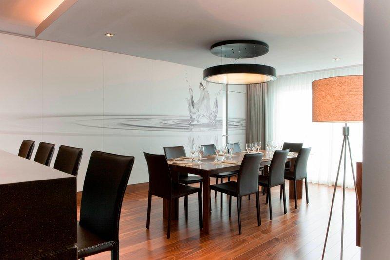 Le Meridien Noumea Resort & Spa-Presidential Suite - Dining Area<br/>Image from Leonardo