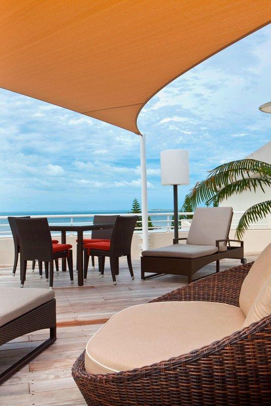 Le Meridien Noumea Resort & Spa-Presidential Suite - Terrace View<br/>Image from Leonardo