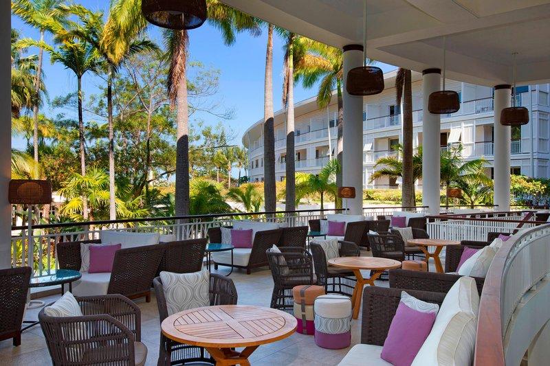 Le Meridien Noumea Resort & Spa-Latitude 22 Bar Terrace<br/>Image from Leonardo