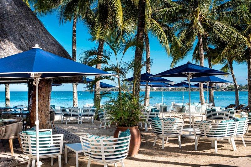 Le Meridien Noumea Resort & Spa-Le Faré Beach Lounge<br/>Image from Leonardo
