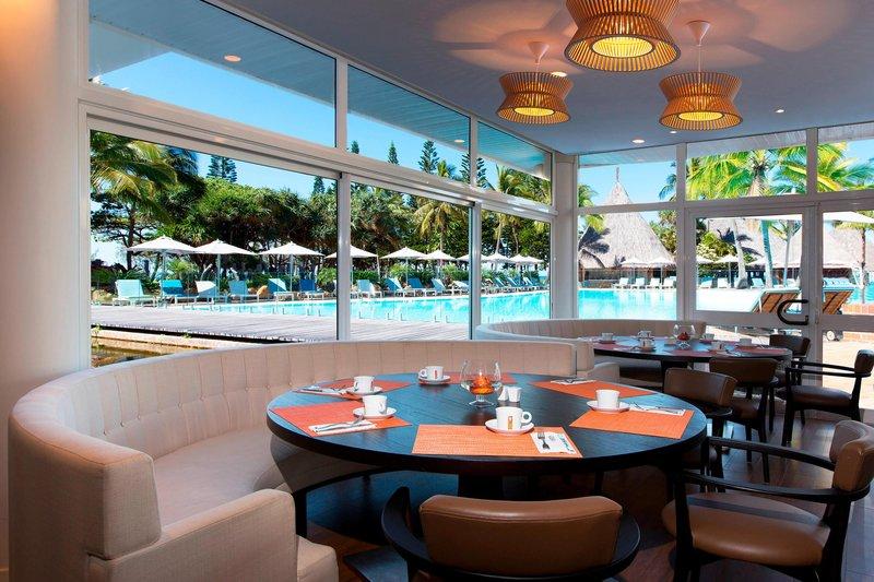 Le Meridien Noumea Resort & Spa-Le Sextant Restaurant - View<br/>Image from Leonardo