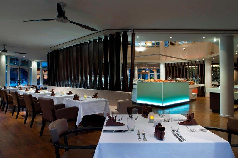 Le Meridien Noumea Resort & Spa-Le Sextant Restaurant<br/>Image from Leonardo