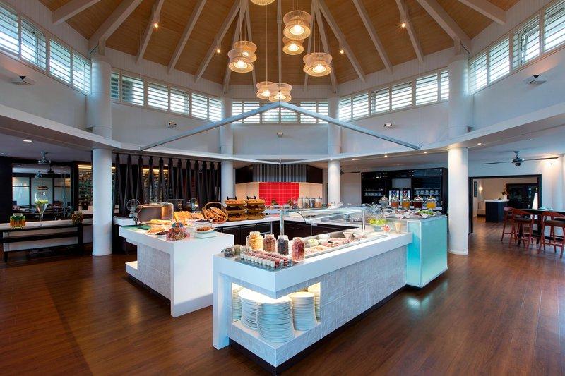 Le Meridien Noumea Resort & Spa-Le Sextant Restaurant - Buffet<br/>Image from Leonardo