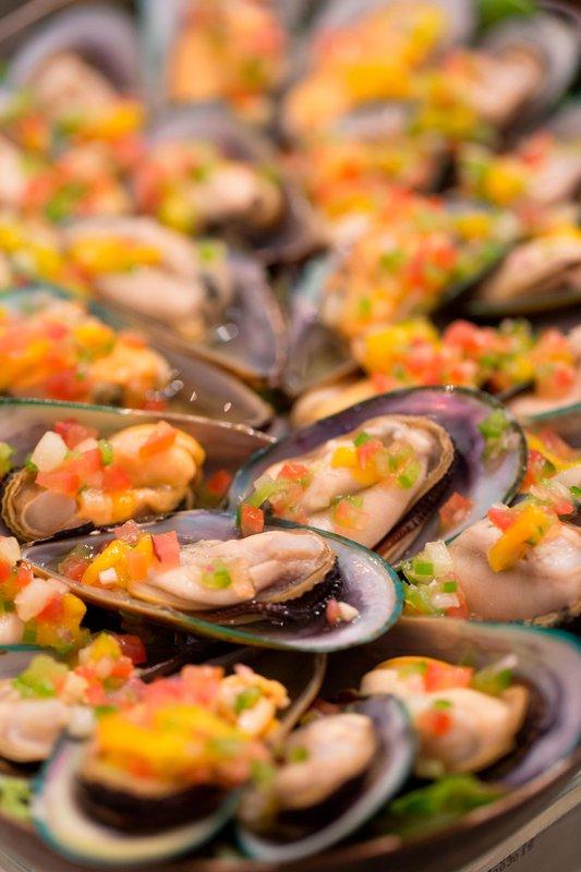 Le Meridien Noumea Resort & Spa-Le Sextant Restaurant - Mussels<br/>Image from Leonardo