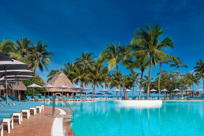 Le Meridien Noumea Resort & Spa-Swimming Pool<br/>Image from Leonardo