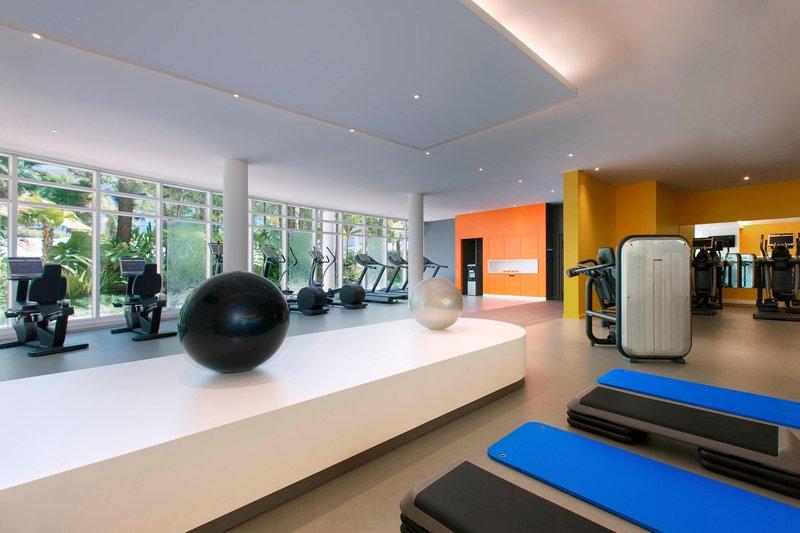 Le Meridien Noumea Resort & Spa-Fitness Center<br/>Image from Leonardo