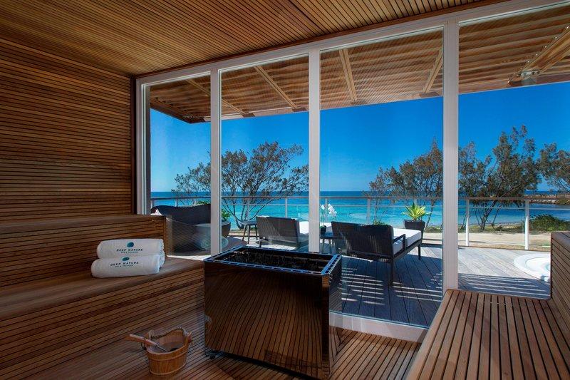 Le Meridien Noumea Resort & Spa-Deep Nature Spa - Sauna<br/>Image from Leonardo