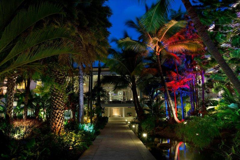 Le Meridien Noumea Resort & Spa-Landscaped Garden<br/>Image from Leonardo