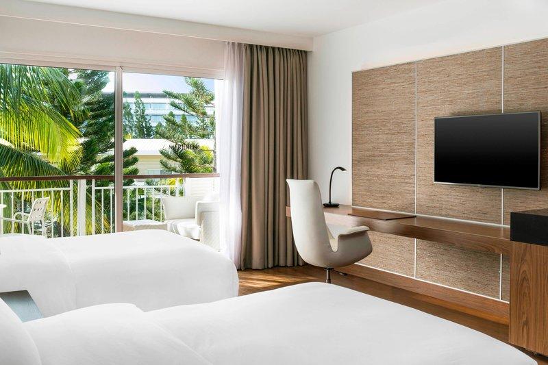 Le Meridien Noumea Resort & Spa-Twin/Twin Classic Guest Room<br/>Image from Leonardo