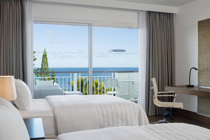 Le Meridien Noumea Resort & Spa-Twin/Twin Superior Guest Room<br/>Image from Leonardo
