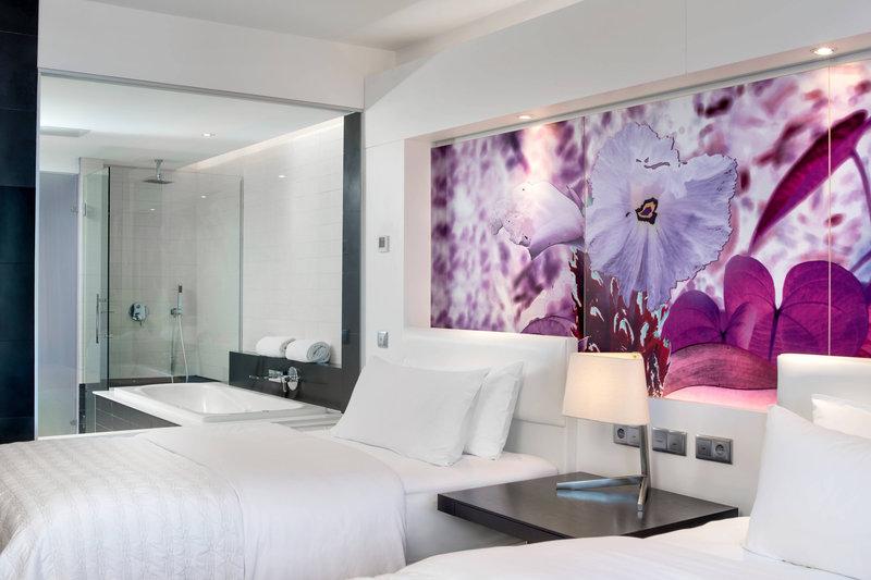 Le Meridien Noumea Resort & Spa-Twin/Twin Guest Room<br/>Image from Leonardo