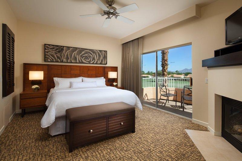 Westin Mission Hills Villas-Villa - Master Bedroom<br/>Image from Leonardo
