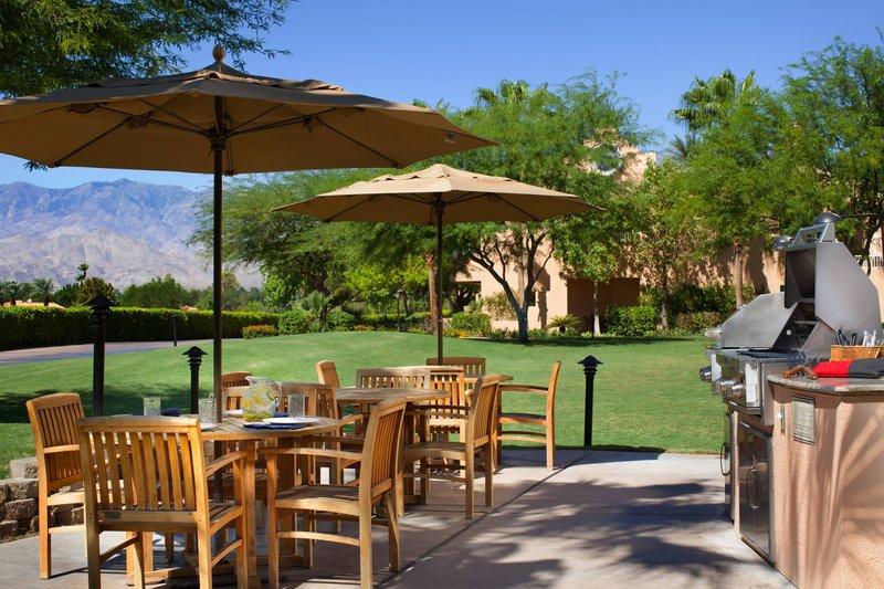 Westin Mission Hills Villas-Resort Grilling Area<br/>Image from Leonardo