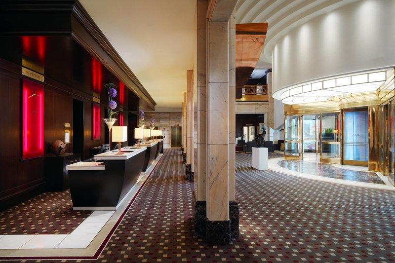 Le Meridien Stuttgart-Lobby<br/>Image from Leonardo