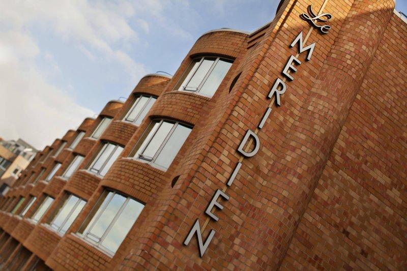 Le Meridien Stuttgart-Exterior<br/>Image from Leonardo