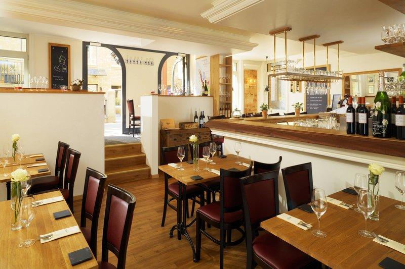 Le Meridien Stuttgart-Restaurant Kleinschmeckerei<br/>Image from Leonardo
